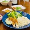 【レシピ】タイ米を使ったカオマンガイ