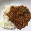 【食事】 燻製キーマカレーを作りました