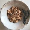 料理レシピ⑤汁なし麻婆豆腐