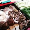 ご予約の鍋野菜