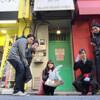 明日はゴミーティング!節分に豆掃除ww #akiba