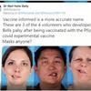 ワクチンを職場で強制された場合どうする?(ワクチンで強い副作用が起こるワケ)