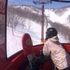 春の雪山旅行 3日目