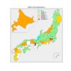 動員観客地域別分布でみる日本プロレス団体:2018年Cagematch版