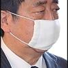 「布マスク2枚を全世帯に配布する」で,コロナウイルスに苦しむ日本社会に明るい話題を提供した(!)安倍晋三の迷采配