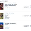 2018年4月 DCL&WDW旅行・準備編⑪ ~ 出発直前・レストラン、FPなど予約状況公開 ~