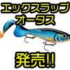 【ラパラ】ソフトとハードの融合「エックスラップ オータス」発売!