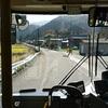 大垣多良線バスで上石津まで