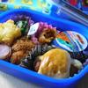 幼稚園のお弁当に手作りミニミニパンを焼きました♪