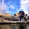 バルセロナ/サンセバスチャン旅行記21 グッゲンハイム美術館と美術館併設レストラン!