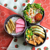 #336 厚揚げとひき肉のオイスターソース炒め弁当(家弁)