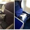 シンガポール航空とANA ビジネスクラスの乗り心地を比べてみる