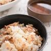 しいたけたっぷり!めんつゆで簡単混ぜご飯のレシピ