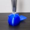 3Dプリンタで鳥型の傘立て「とりぶれら」を作りました