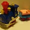 「お山のシュッポー」という鉄道おもちゃ