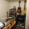 男の趣味の部屋。作っちゃいました!