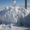 大雪と格闘・・1日5回の除雪作業・・