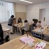『春のプリザーブドフラワー教室』を開催しました
