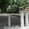 【125社めぐり】 外宮 摂社 清野井庭神社