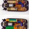 電動髭剃りES732の充電池交換