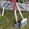 道具と肥料