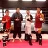 ★大阪最後のシュートボクシングジム:立志會館★