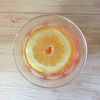 生いちごシロップはレモンとの相性抜群。