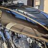 SR400: バイク洗車は前半が大事だと思う