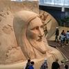 砂の美術館⑤:鳥取県鳥取市