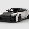 【レゴ自作】 日産GT-Rのイタルデザインを作ってみた