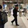 2017年度スタート!そして金沢駅が遂に自動改札に、、な朝はセブンの桜餅