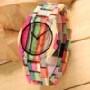 竹でできた斬新すぎるデザインの時計が30ドル以下で購入できます