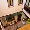 スペイン旅「魅惑のアンダルシアへ  グラナダのお宿は優美な邸宅!」