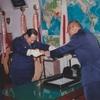 昭和の航空自衛隊の思い 出(304)    人事部長職務遂行に対する第3級賞詞受賞