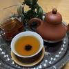 水曜日、夜はお茶を飲む