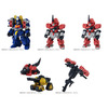 ガシャポン『ROBOT CONCERTO(ロボット・コンチェルト)02』10個入りBOX【バンダイ】より2020年3月発売予定♪