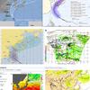 【台風情報】台風25号は大型で『非常に強い』勢力で沖縄の南まで北上!気象庁・米軍・ヨーロッパ・NOAA・韓国の進路予想は九州北部に接近・日本海へ抜ける平成3年の台風19号『リンゴ台風』と似た進路を予想!台風の卵も存在!