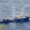 スカボロー礁「中国が埋め立てに着手」…比政府