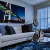 写真やイラストをアートボードやアートパネルに飾り部屋をイメージチェンジ。人気のアートフレームで部屋をモダン、ナチュラルスタイルにおしゃれにする新たなインテリア小物