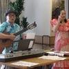 7月22日(土) ボランティアの方による歌とダンス!
