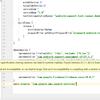 com.android.support:appcompat-v7の部分で競合が発生した場合の修正方法について