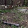 我が家の畑を耕しました