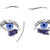 【五臓と目】目のくま
