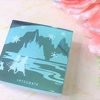 売り切れ続出!インテグレートアナ雪2デザインファンデーション♡