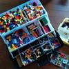 レゴの収納方法。