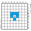 駒の動き方 「成銀」