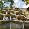 バルセロナ観光 #9 世界遺産 カサ ミラ見学