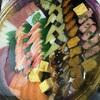 一人で 正月 寿司 銀のさら 吟 5人前 食す