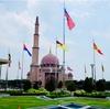 インスタ映え!マレーシアのピンクモスクに行ってみよう!