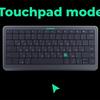 ホームポジションから動かさなくていいキーボード、素晴らしい!